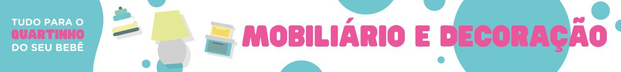 MOBILIÁRIO E DECORAÇÃO